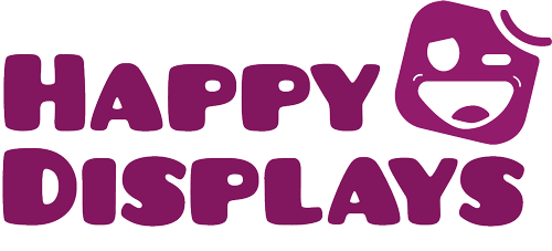 Happy Displays Logo 2020